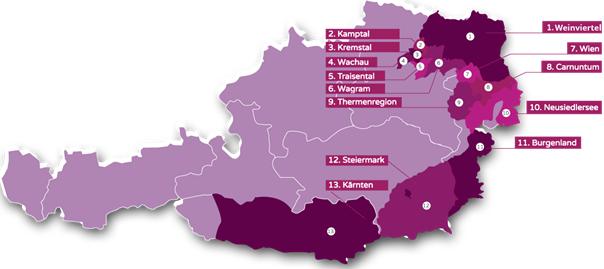 Wijnbouwgebieden